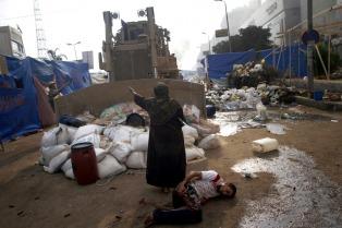 Egipto reveló que la violencia política en el país dejó 2600 muertos desde el golpe 2013