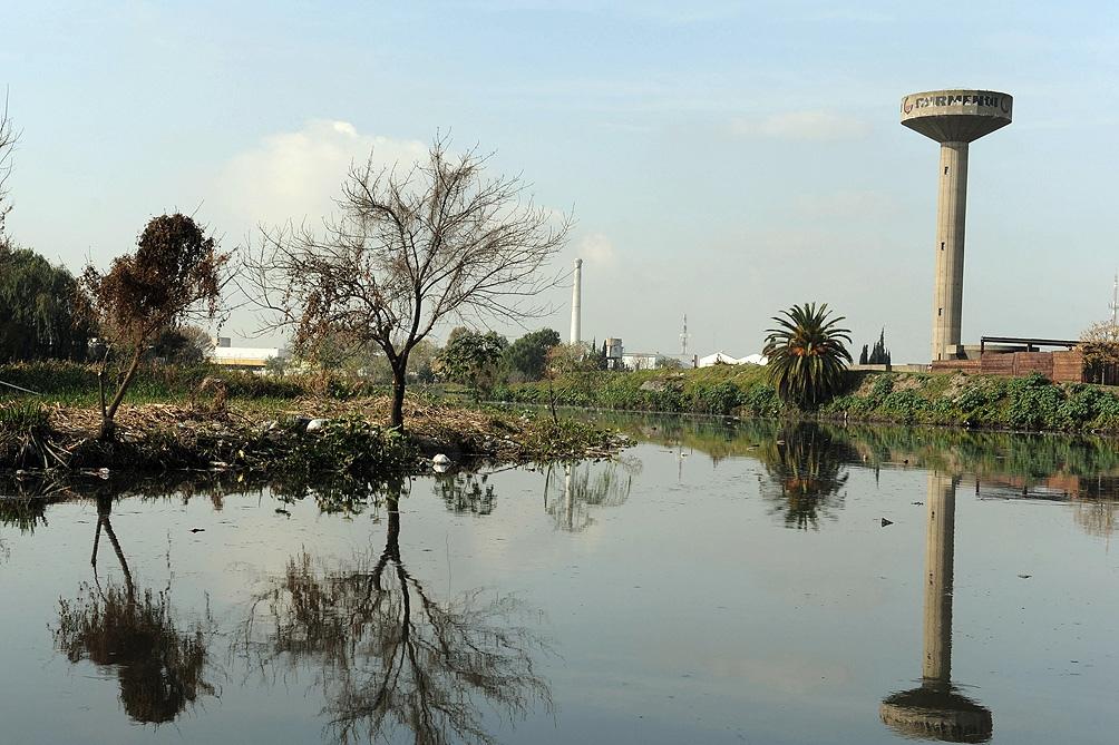 """""""Hay una coincidencia entre el mapa de la contaminación ambiental, y el mapa de la pobreza"""""""