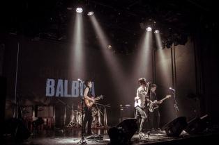 "A pura energía y fuerza, Callate Mark presentó ""Balboa"""