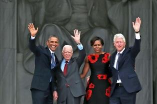 Obama llamó a seguir buscando el sueño de la igualdad económica