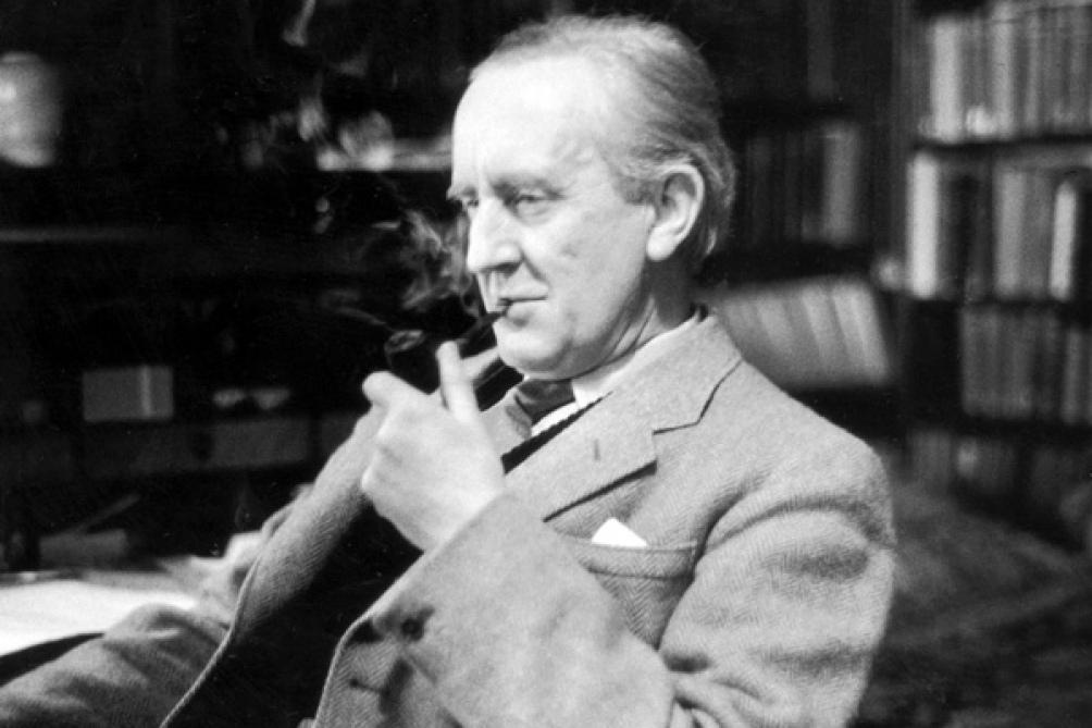 J.R.R. Tolkien nació un 3 de enero de 1892.