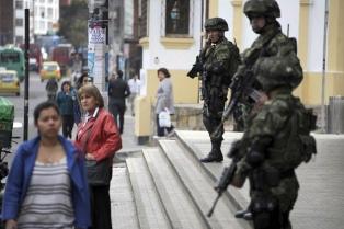 Militares y policías presos hacen huelga de hambre para entrar a la Justicia de Paz