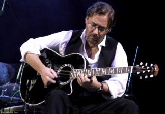 Al Di Meola, uno de los que elogió al compsitor y músico argentino.