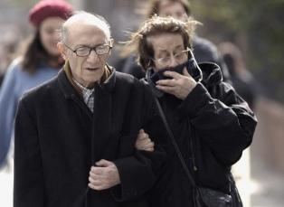 """La ONU calificó de """"inaceptable"""" el trato dado a algunos ancianos por el coronavirus"""