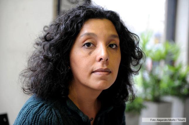 Retrato de la mujer que sacó a la luz el delito de la trata - Télam -  Agencia Nacional de Noticias