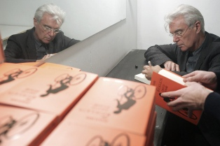 "David Byrne, un ""psycho killer"" en San Sebastián"