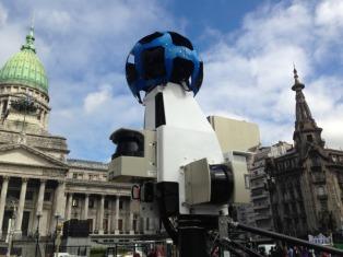 Calles y pasillos de seis villas de la Capital y Buenos Aires podrán recorrerse con Google Street View