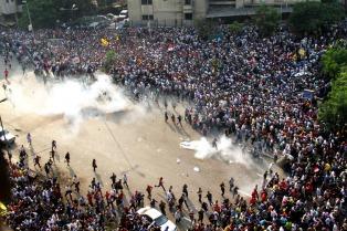 La corte egipcia absolvió a 62 personas, entre ellas un periodista de la cadena qatarí Al Jazeera