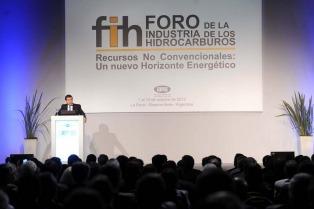 """""""Argentina tiene una oportunidad por delante en la explotación de recursos no convencionales"""""""