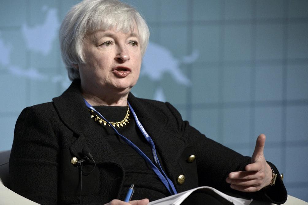 Yellen también fue la primera mujer en encabezar la FED, entre 2014 y 2018.