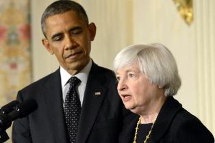 El comité bancario del Senado de los Estados Unidos aprobó la nominación de Janet Yellen al frente de la FED