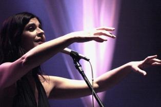 Soledad Villamil encabeza un ciclo de conciertos y prepara un nuevo disco