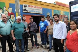 Pablo Ferreyra ratificó su afinidad con el Gobierno y discrepancias con el Partido Obrero