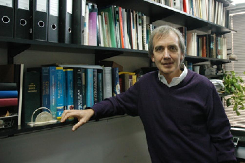 Alberto Kornblihtt, investigador del Conicet.