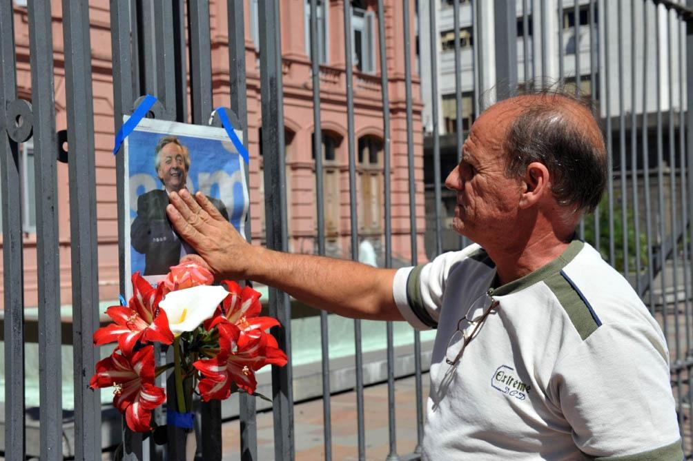 A 10 años del fallecimiento de Nestor Kirchner