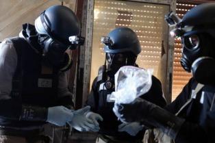 EEUU contempla medidas militares por el supuesto ataque de armas químicas