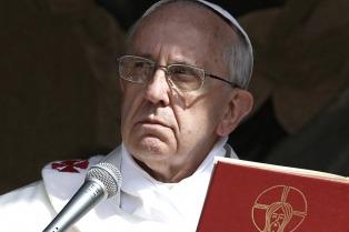 El papa Francisco pidió por los refugiados en su día mundial