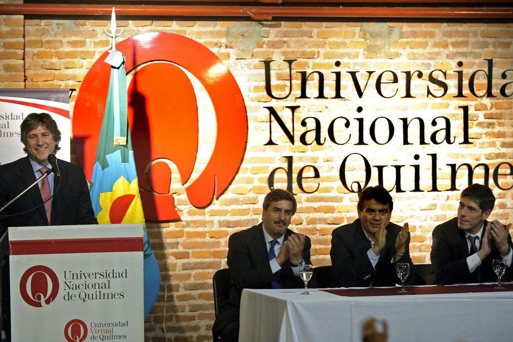 La Universidad de Quilmes cede aulas para instalar camas