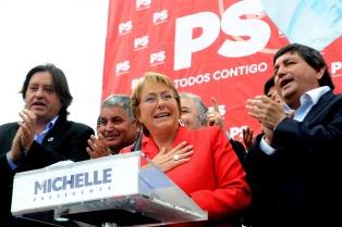La coalición de gobierno chilena busca al sucesor de Bachelet