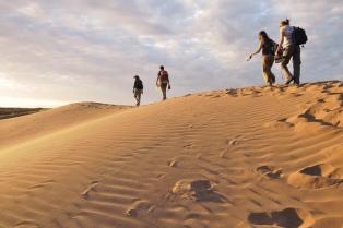 La aventura y el turismo religioso esperan al visitante en el departamento de Lavalle