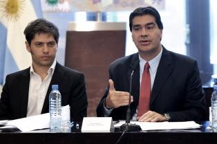"""El Gobierno manifestó su optimismo en que el preacuerdo con Repsol """"se convierta en un acuerdo de partes"""""""