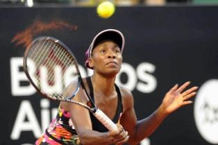 Venus Williams ganó el torneo de Auckland