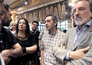 Tras el intento de desalojo, los trabajadores del restaurante Alé Alé negocian una salida al conflicto