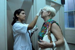 En el Santa Lucía se operaron nueve personas por pirotecnia