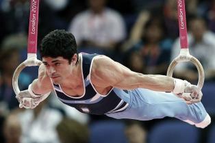 Molinari, la figura argentina que competirá en Glasgow