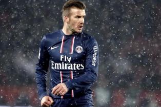El vicepresidente de River negó que David Beckham pueda llegar al club