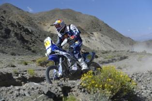 Despres y Al Attiyah, los ganadores en la octava etapa del Rally Dakar
