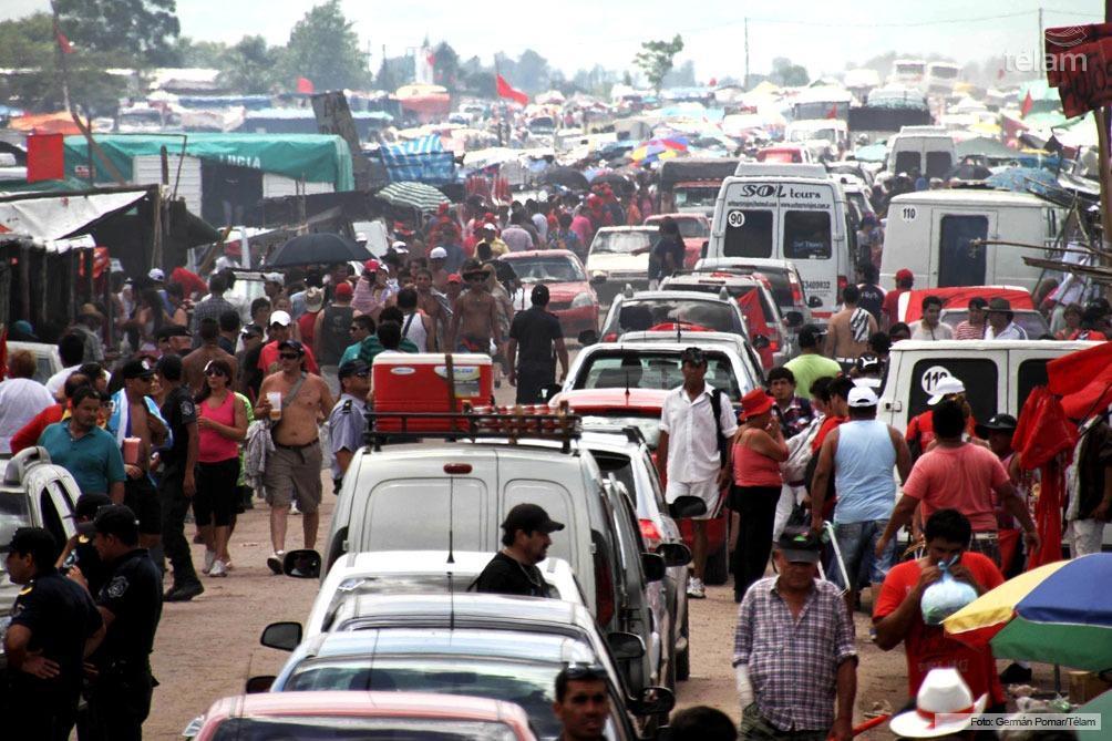 Hasta 300.000 personas llegan todos los años a Mercedes