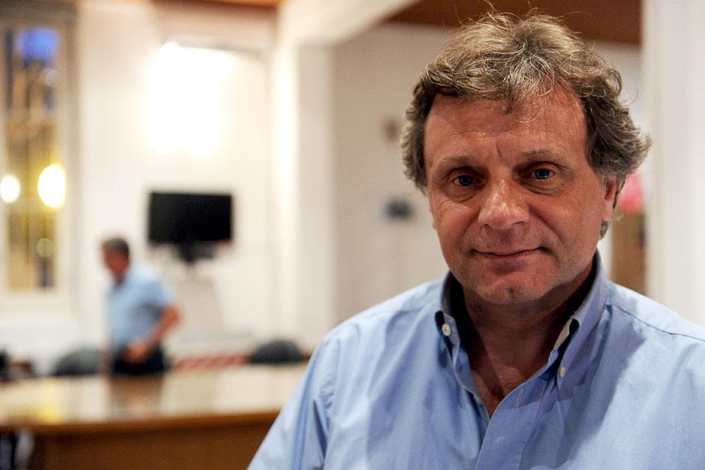 En el tercer puesto de la lista de Randazzo se ubica Gustavo Pulti, de profesión contador, exintendente de General Pueyrredón durante dos mandatos (2007-2015) por Acción Marplatense, partido vecinal.