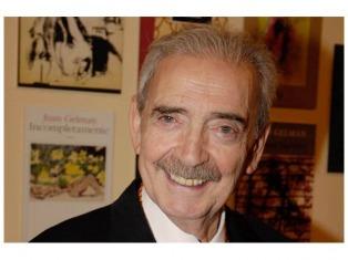 Nuevo homenaje a Juan Gelman en la Feria del Libro de Guadalajara