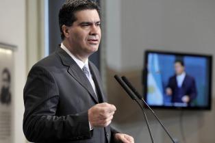 Capitanich ratificó que el Gobierno podría aplicar penalidades a empresas