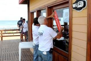 ARBA clausuró cuatro establecimientos turísticos y un restaurante que no estaban inscriptos en Ingresos Brutos