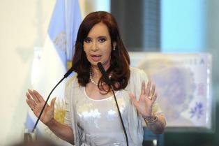Cristina pidió discutir los proyectos de nación desde las diferencias
