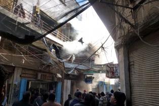Otra jornada de violencia dejó 80 muertos en Bagdad y el resto de Irak