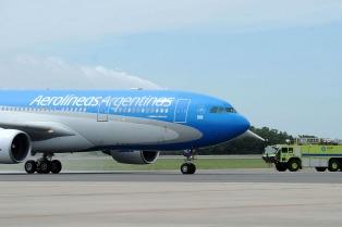 Aerolíneas Argentinas desmintió la publicación del diario La Nación