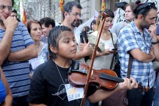 Un funcionario macrista acusado de irregularidades será el encargado de las orquestas infantiles y juveniles