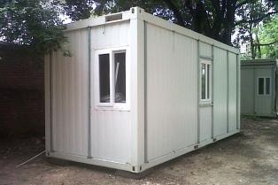 Alumnos del Lengüitas se quedan sin patio por aulas containers