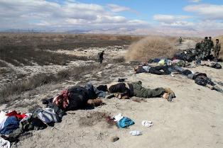 Los combates entre los insurgentes sirios dejan más de 5.600 muertos