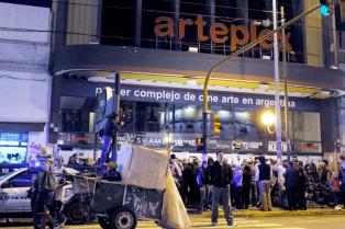 Desde la DAC piden sumar a los cerrados cines Arteplex y General Paz a los Espacios Incaa