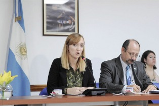 """Ganancias: para la senadora Fernández Sagasti, """"esta ley es un gran aporte"""""""