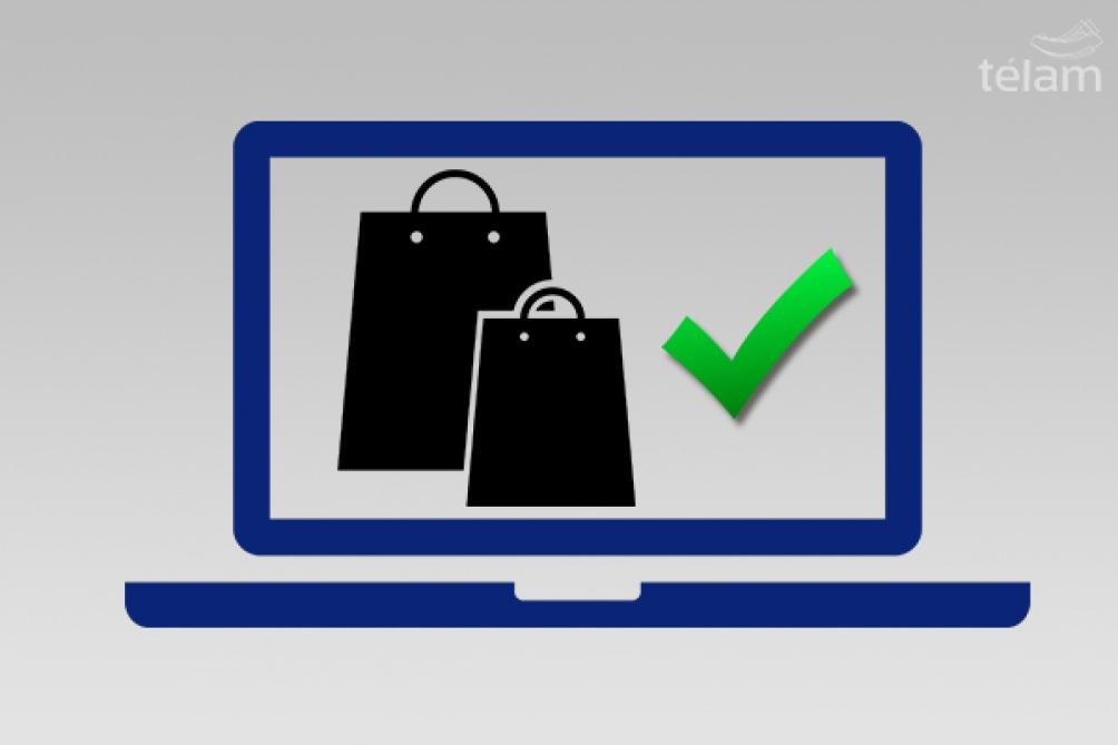 """Una de las marcas participantes manifesto a Télam que la expectativa en la semana de Hot Sale es vender, en promedio, """"lo que vendemos en un mes"""".,"""
