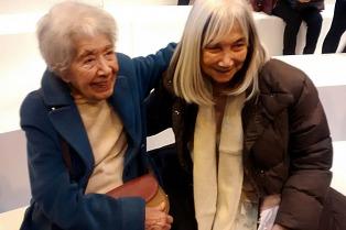 """Aurora Bernardez, """"más que feliz"""" por el homenaje a Julio Cortázar en París"""