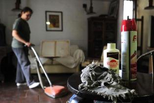 Personal doméstico reclama recomposición salarial