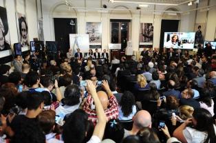 "Cristina presentó ""Pampa Azul"", un proyecto para investigar el mar"
