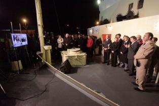La Presidenta inauguró una terminal de ómnibus en Jujuy y una planta de biodiesel en Santa Fe