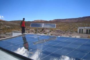 Dotarán de energía solar a escuelas rurales del Impenetrable chaqueño